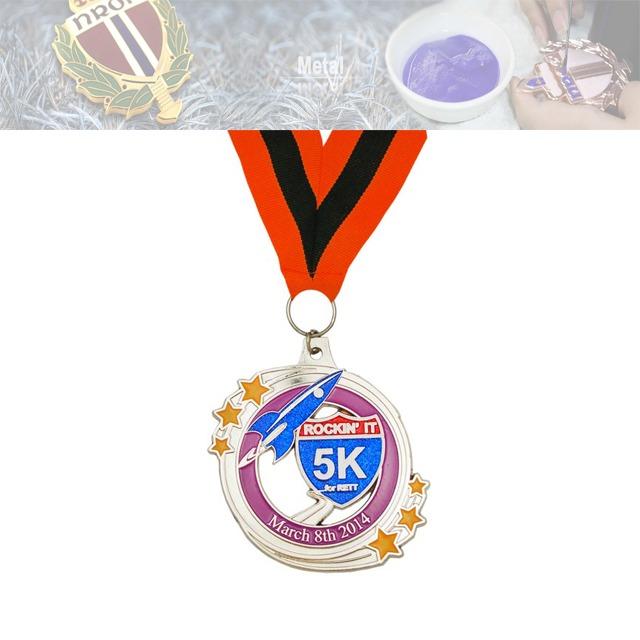 马拉松奖牌定制、城市马拉松奖牌制作