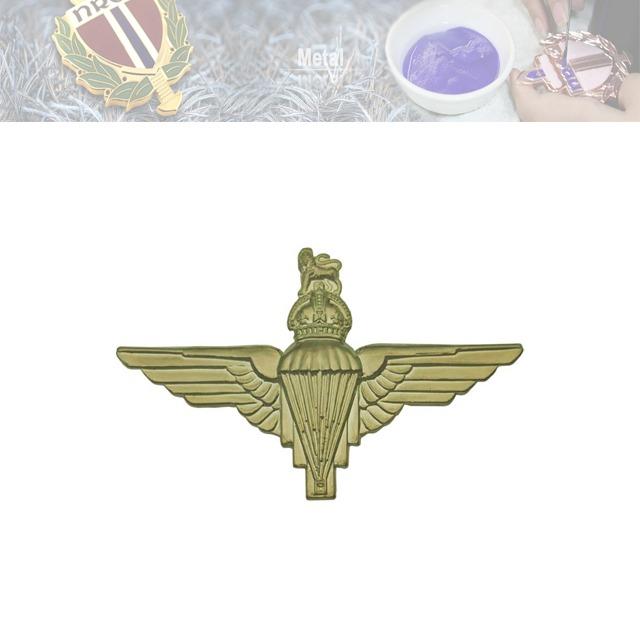 锌合金徽章、翅膀徽章定制工厂