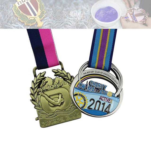 奖牌12345